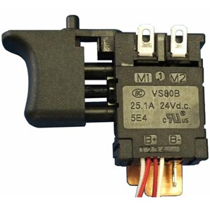 VS80B series Variable Speed switch with Microcontroller for t