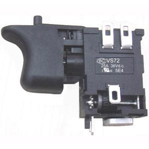 VS72 Power Tool Switch 25A