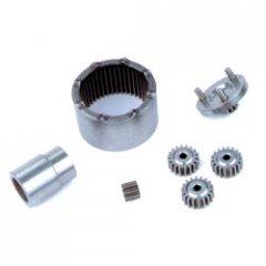 普通单速齿轮箱部件(506)